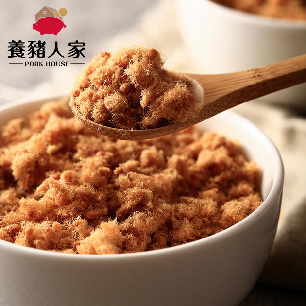 原味純豬肉酥 1