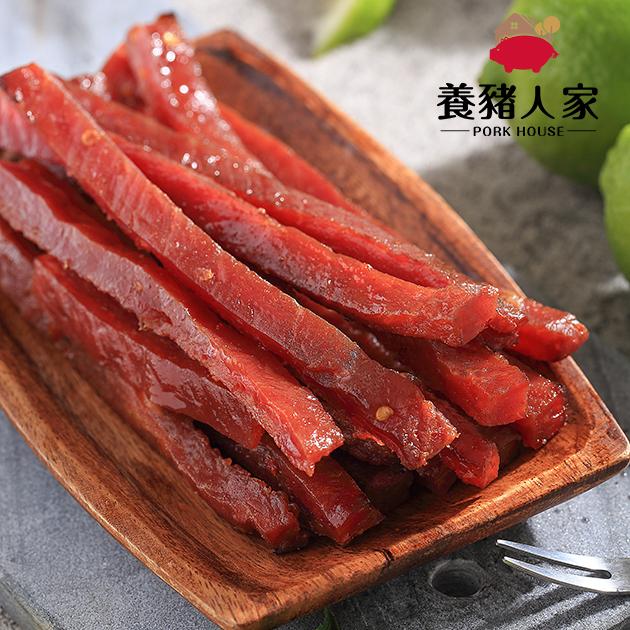 泰式檸檬豬肉條 1